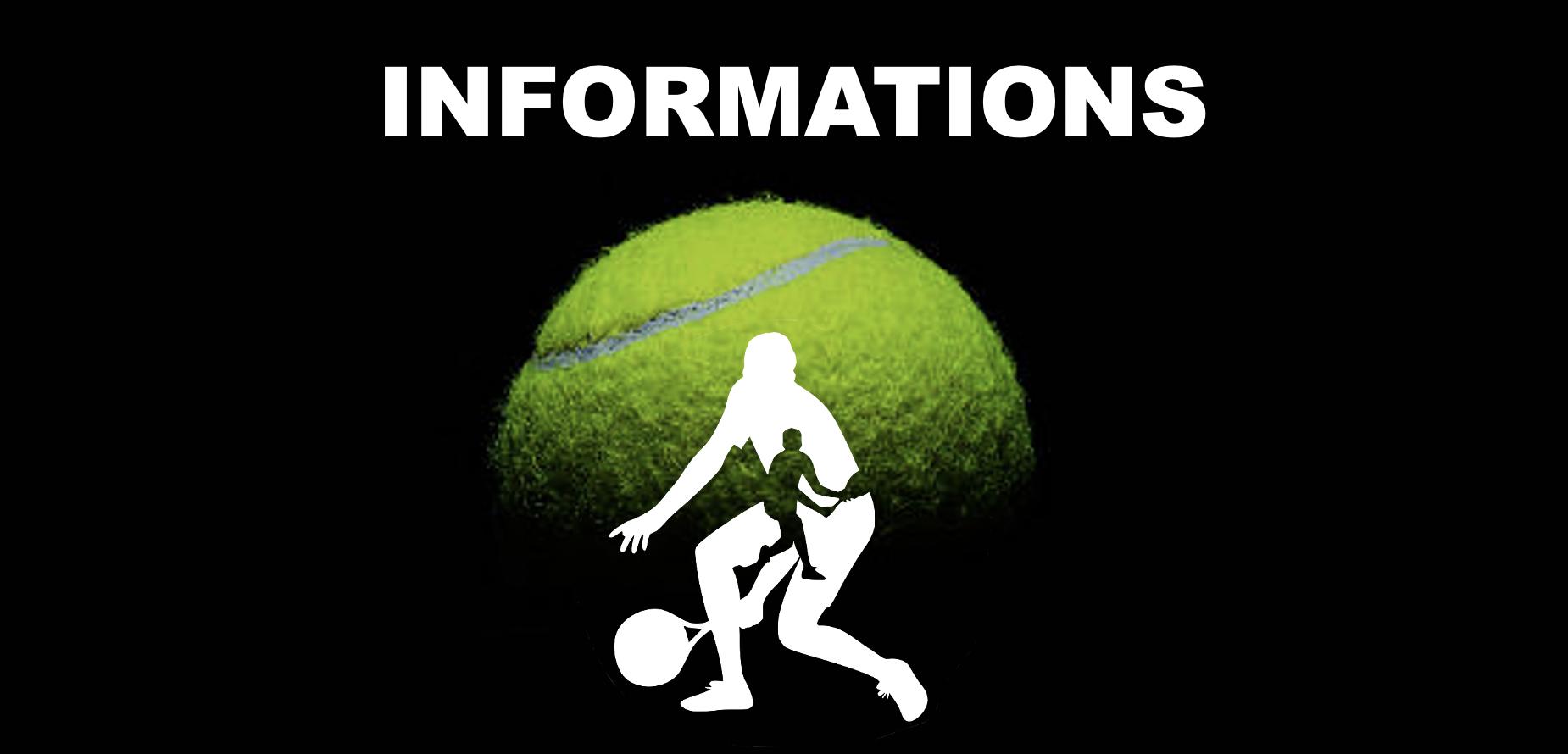 Demande d'informations